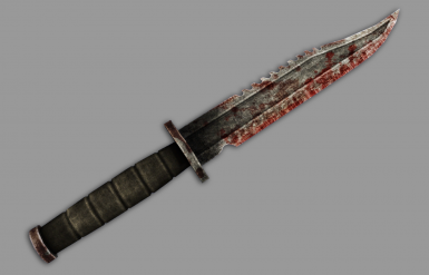 Chance Knife Rendered