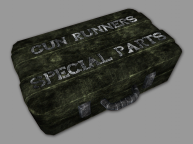 Runner Box Rendered