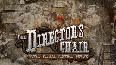 Directors Chair - Total Visual Control Device