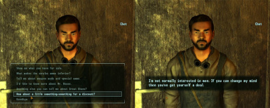 Sexual innuendo fallout new vegas video