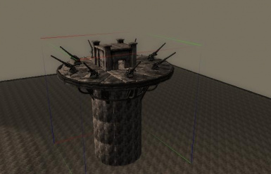 The Flak Tower