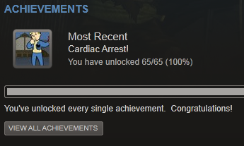 Achievement Unlocker with DLC at Fallout New Vegas - mods and community