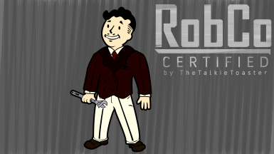 RobCo Certified by T3T