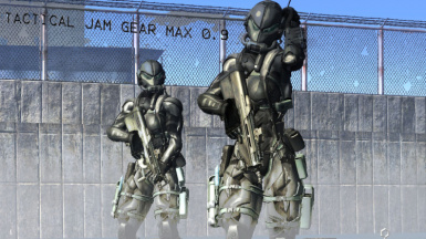 Tactical Jam Gear MAX for Type Athletic