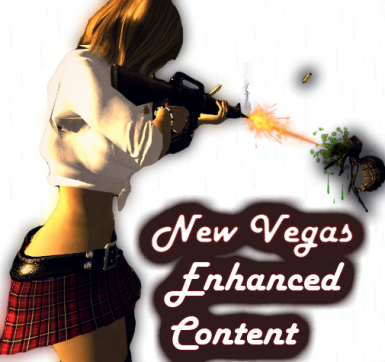 NVEC - New Vegas Enhanced Content