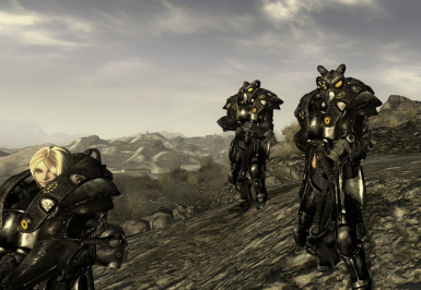 Colossus Xv Enclave Armour At Fallout New Vegas Mods And