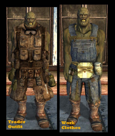Super Mutant Outfits III