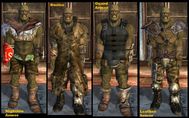 St Terrible Super Mutants A Super Mutant Race At Fallout New Vegas