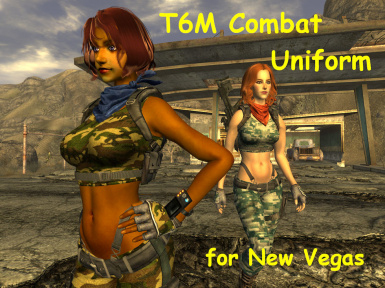 T6M Combat Uniform NV