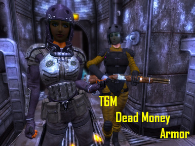 T6M Dead Money Armor