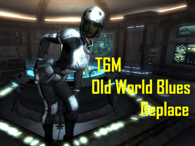 T6M Old World Blues Replace