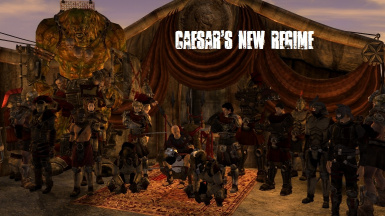 Caesars New Regime - Legion Overhaul