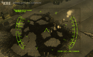 20mm Gatling Cannon