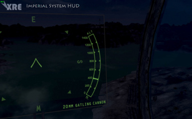 Imperial System HUD