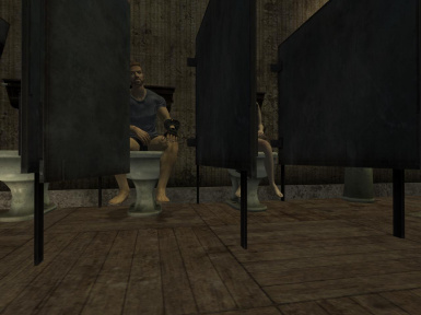 Useable Toilets Urinals And Bathtubs With Sound At Fallout New Vegas