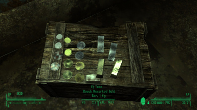 treasures of the wastes at fallout new vegas mods and community
