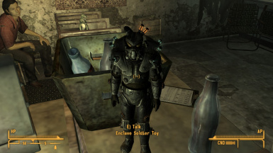 Scaled with nuka cola