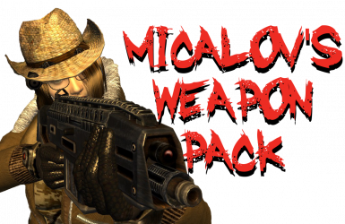 Micalovs Weapon Pack
