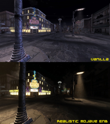Nights comparison