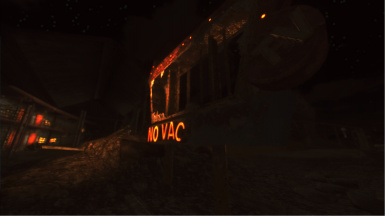 Novac at night