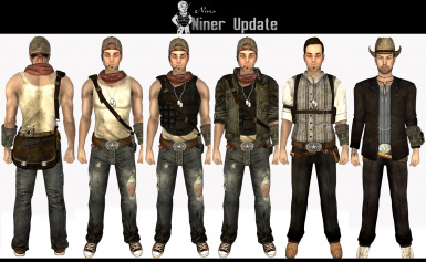 Niner Updated Outfits Final