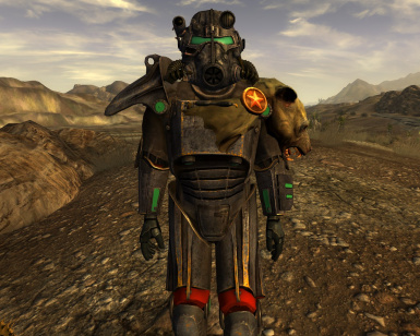 Subtle Scorched Sierra Power Armor Colours at Fallout New ...