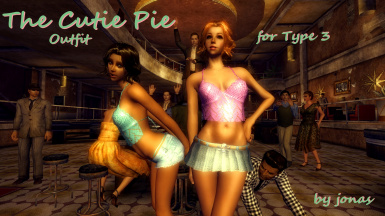 Cutie Pie Outfit and Swimwear for Type 3