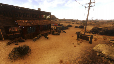 Burning Mojave V2 - Now With Nevada Skies Version at Fallout New
