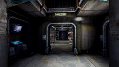 -Entrance to the armory-