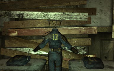Vault 13 Jump Suit And Armor Modders Resource At Fallout border=