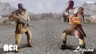 NCR vs Legion