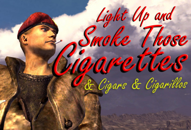 Light Up and Smoke Those Cigarettes (and Cigars and Cigarillos)