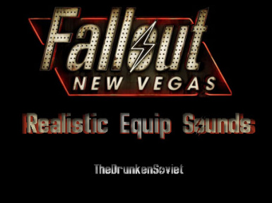 Realistic Equip Sounds