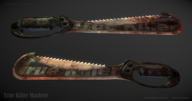 Machete True Killer - Fixed