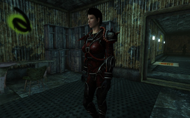 Metal Assassin Armor - Female