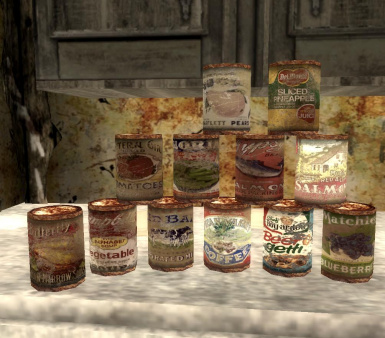 CS Canned Goods