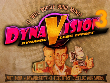 DYNAVISION 3 - Total Visual Enhancement