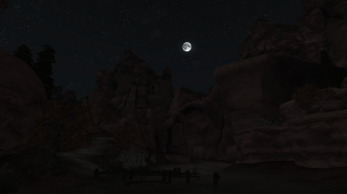 Full Moon in Zion