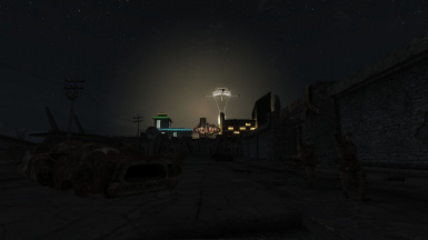 FNV Realistic Wasteland Lighting at Fallout New Vegas - mods and