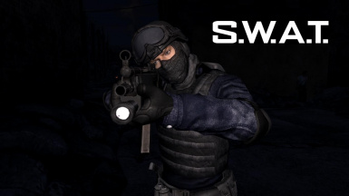 SWAT Tactical Gear and MP5A4
