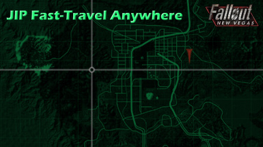 JIP Fast-Travel Anywhere with Random Encounters
