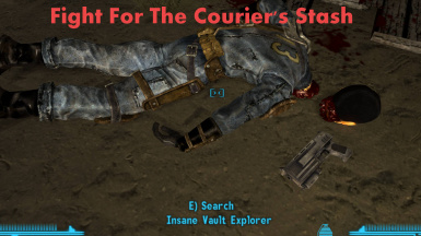 Fight For Couriers Stash