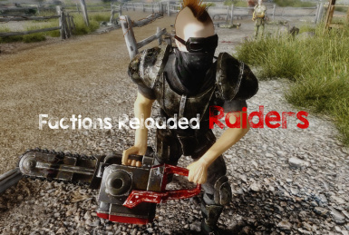 Factions Reloaded - Raiders
