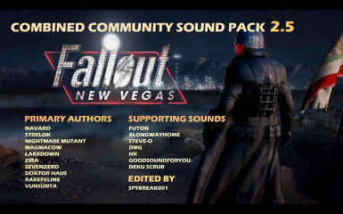 Combined Community Sound Pack