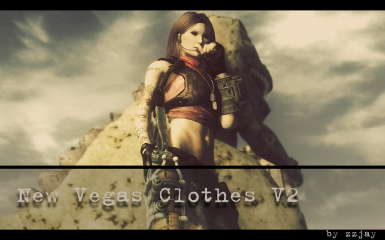 New Vegas clothes by zzjay V3