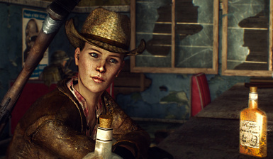 Fallout Character Overhaul at Fallout New Vegas - mods and