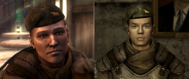 Colonel Hsu Comparison