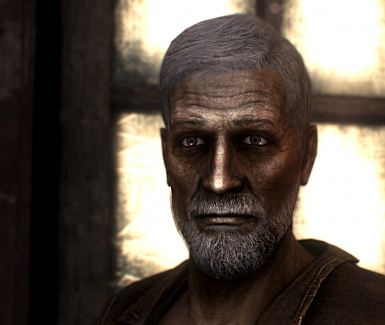 African Male Old
