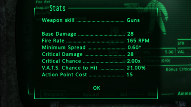 Weapon Stat Viewer