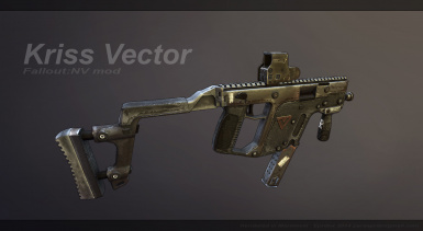 Kriss default verion - Marmoset version